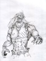 Sabretooth by SaintYak