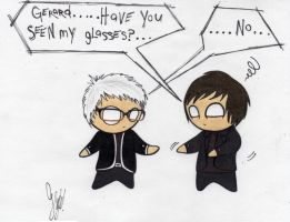 Gee, You Little Thief... by GeeFreak