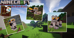 Sphax PureBDCraft x128:The Pony Patch Project by Destro-the-Dragon