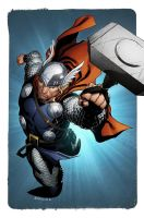 Thor colors by RobertAtkins