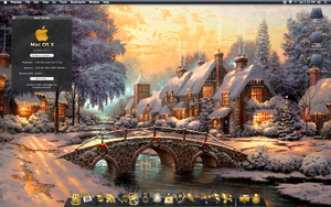 Winter 2009 desktop by windkiss72
