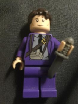 Purple guy Lego  by Recmonty