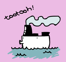 tootoot by NoodlessAnimera
