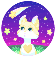 .:shooting star:. by cottoncritter