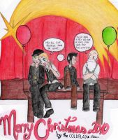 -MerryXMasByColdplayAndRobic- by RobicTheEscapist
