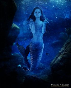 Mermaid by marcosnogueiracb