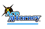 Logo Ace Attorney - limpio HQ by Honokawa