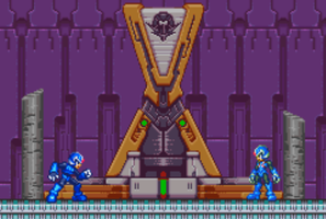 Original X VS Copy X by MegamanX-2009