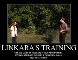 Motivation - Linkara's Training by Songue
