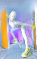 Cryogenic Doll 1 by Collagen-model