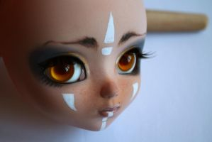 Pullip modd+ face-up (comission) by New-Plymouth