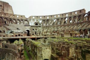 Colosseum by ReignLee