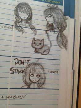 Diary Doodles by Erika624