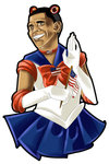 Sailor Obama by liferaven