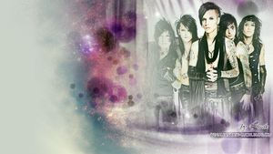 Wallpaper Black Veil Brides by MissCaelum
