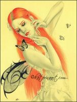 Butterfly Secrets by Katerina-Art