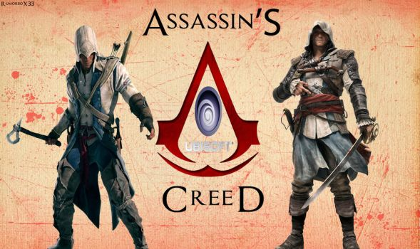 Assassin'S CreeD by rumorbox33