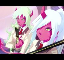 demons sisters - video - by AoiTorix