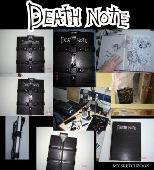 Death Note by elsevilla