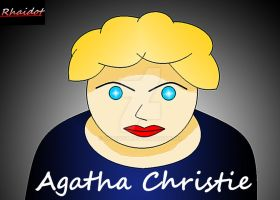 Agatha-Christie by Rhaidot