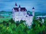 neuschwanstein2 by essencestudios