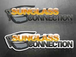 Sunglass Connection Logo Ver.1 by fireproofgfx
