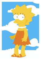 lisa simpson by Child-Of-Neglect