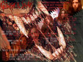 Ginger Snaps Poster by WOLF8000
