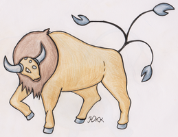 Tauros (REQUEST) by Shabou