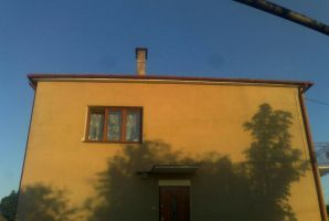 shadow on the house by tuta158