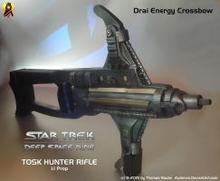 Tosk Hunter Rifle Prop 4 by Euderion