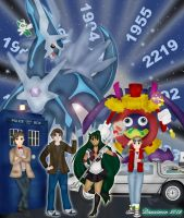 The Lords of Time by DannimonDesigns