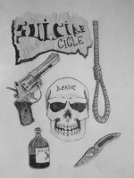 Suicide Cicle by Rotemavid
