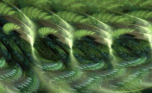 Peacock Forest by crotafang