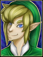 Digital painting practice, Link edition! by Blue-Fayt