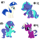 LunaScratch Adopts CLOSED by FinalSmashPony