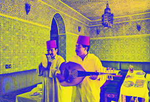 Morocco:Food and Music by olones