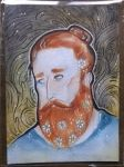 Ancestor ACEO by LimehouseBlues