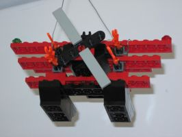 Lego Talespin CT-37 Tri-plane by Deorse