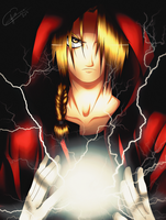 Edward Elric by XxAjisai-GraphicxX