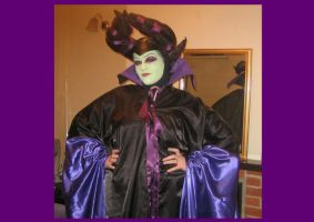 Maleficent Cosplay 2 by LuciousLara