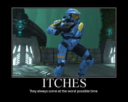 ITCHES by ODST-Training