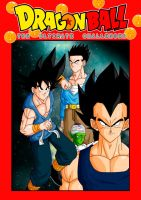 Dragon Ball The Ultimate Challenger by Trunks777