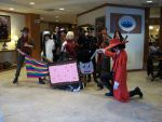 NDK 2011 - Death of Nyan Cat by TaintedTamer