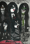 KISS - We are Crazy by Sammy96Garcia