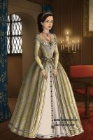 The Tudors: Bride by moonprincess22