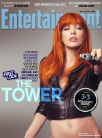 Entertainment Weekly, July 26, 2013 by nottonyharrison