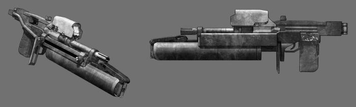 Weapon 1 by Beherit