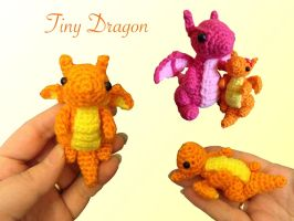 Tiny Dragon by Amaze-ingHats
