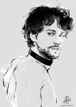 Will Graham (Hannibal) by obscurial